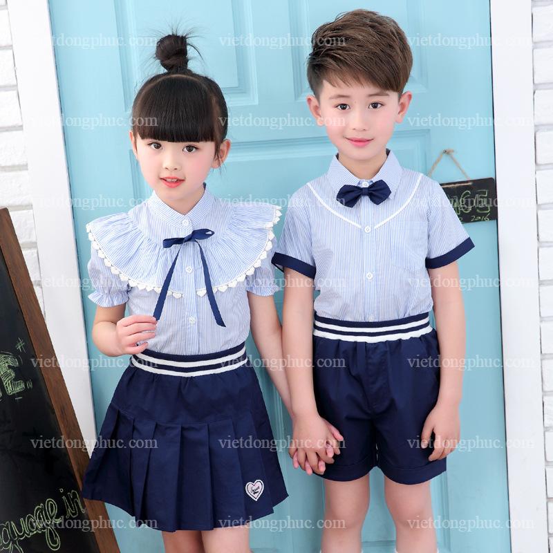Đồng phục học sinh cấp 1 MS29