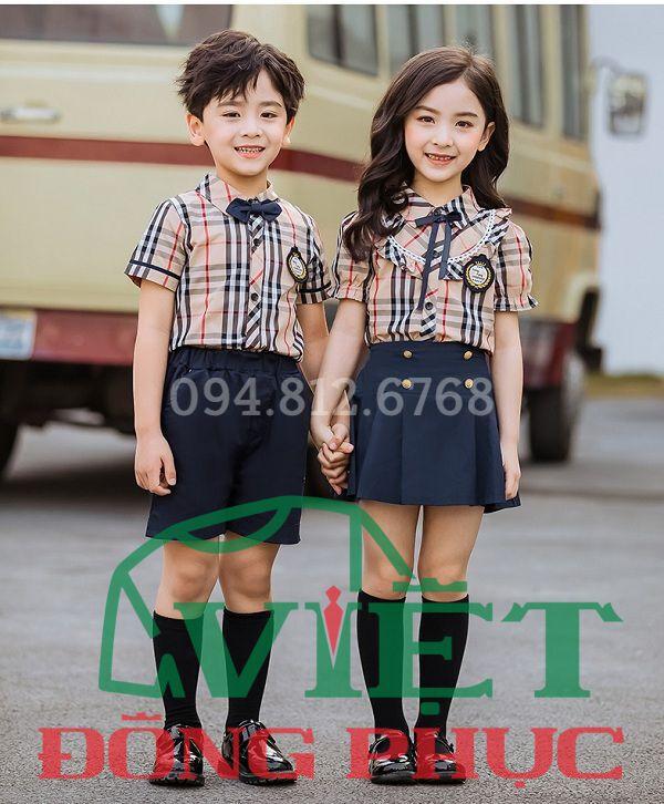 Đồng phục học sinh cấp 1 MS31