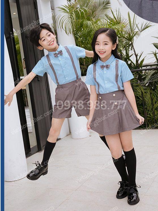 Đồng phục học sinh cấp 1 MS36