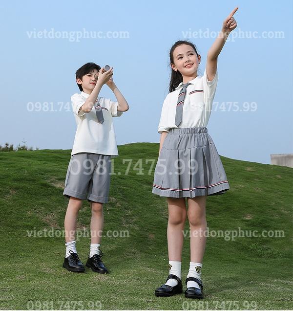 Đồng phục học sinh cấp 1 MS41