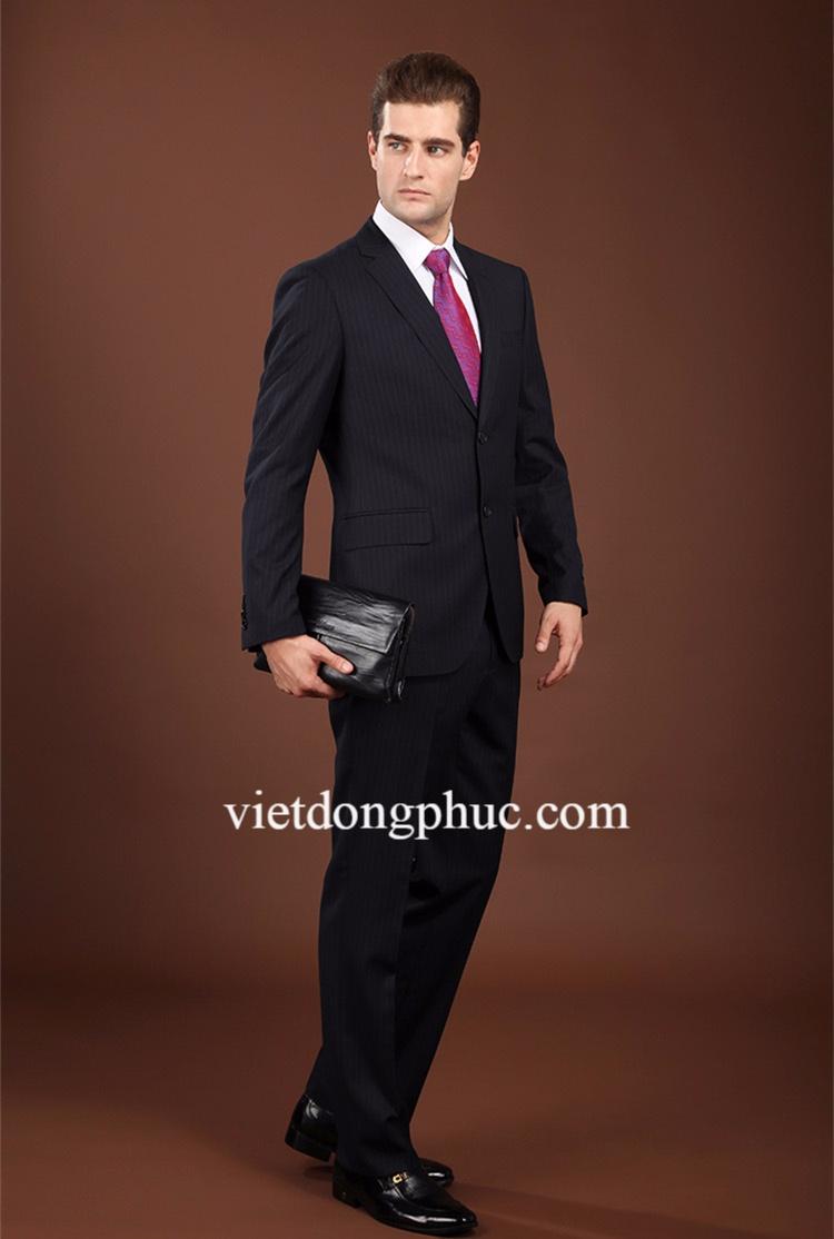 Đồng phục áo Vest Nam 04
