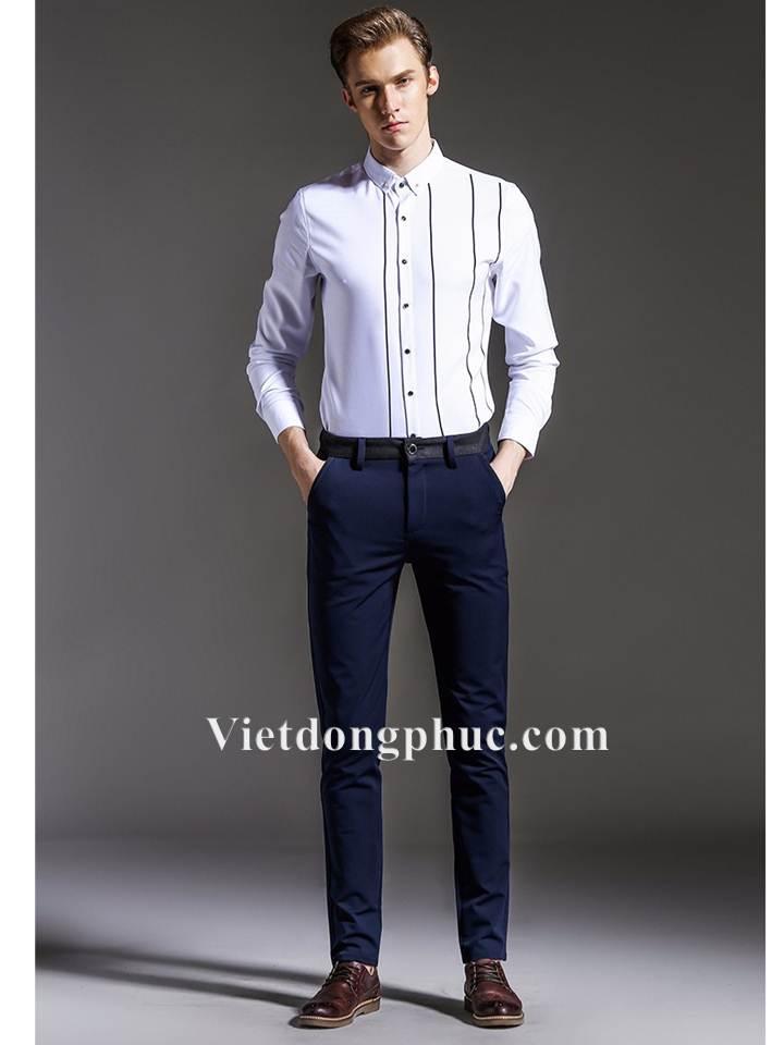 Đồng phục quần tây Nam 10