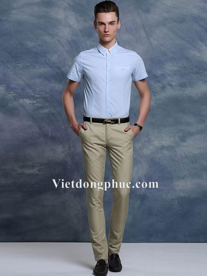 Đồng phục quần tây nam 16