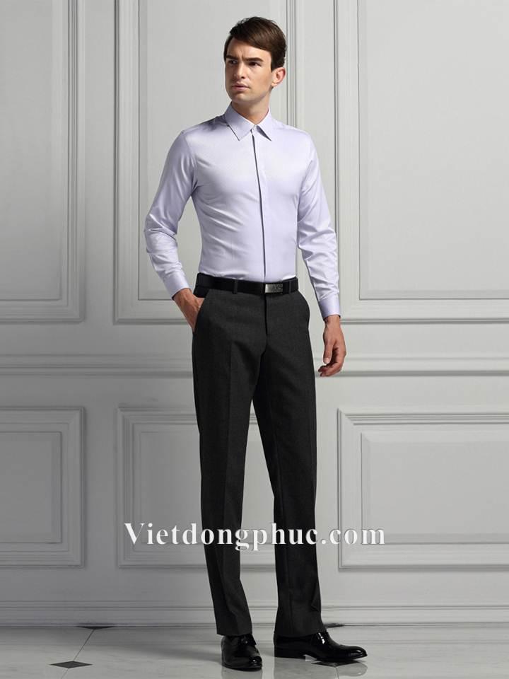 Đồng phục quần tây nam 03