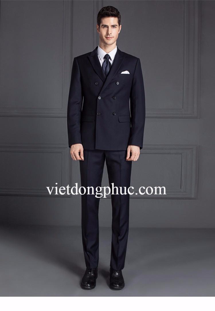 Xưởng may đồng phục áo vest nam văn phòng cực chuẩn cho phái mạnh