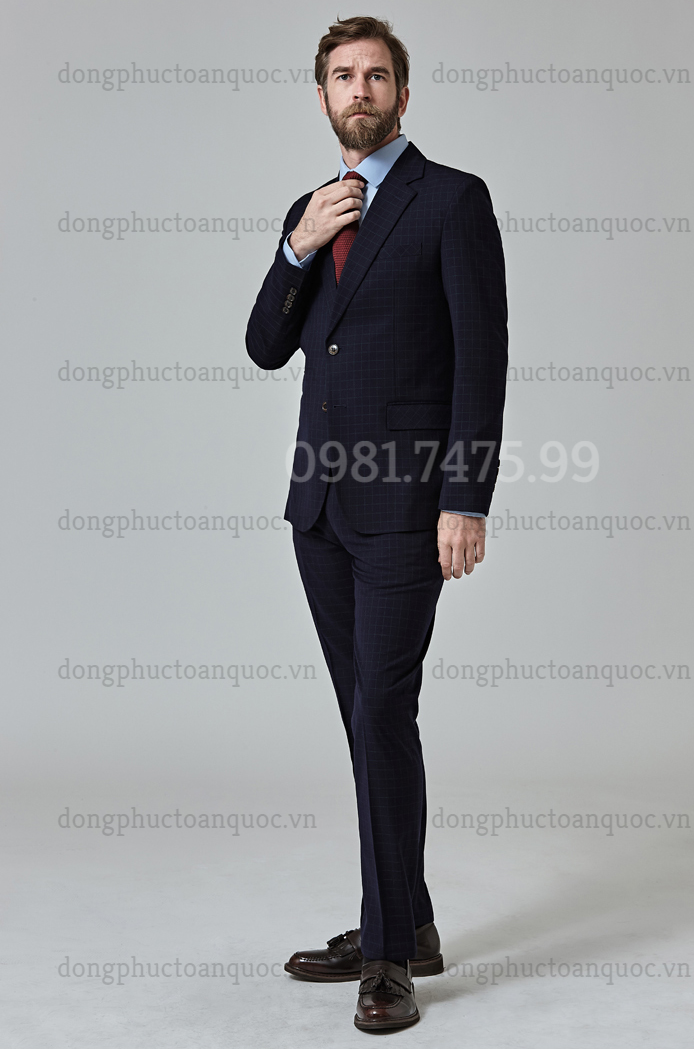 Đồng phục áo Vest Nam 45