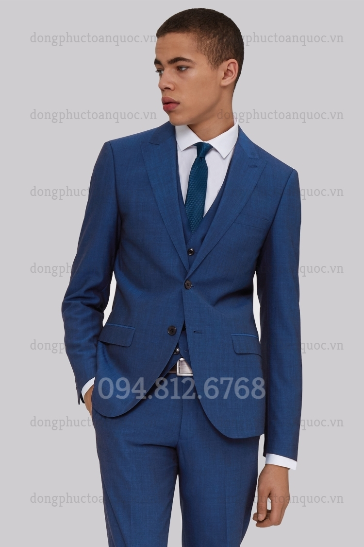 Đồng phục áo Vest Nam 50