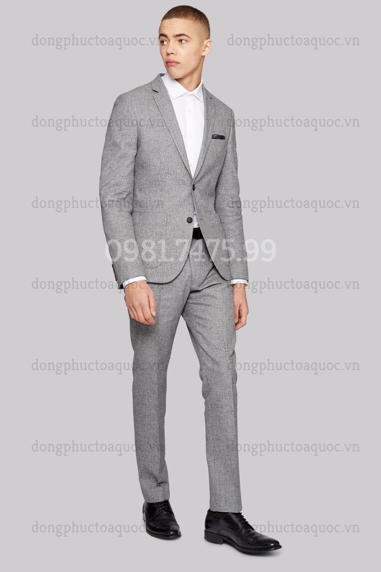 Đồng phục áo Vest Nam 60