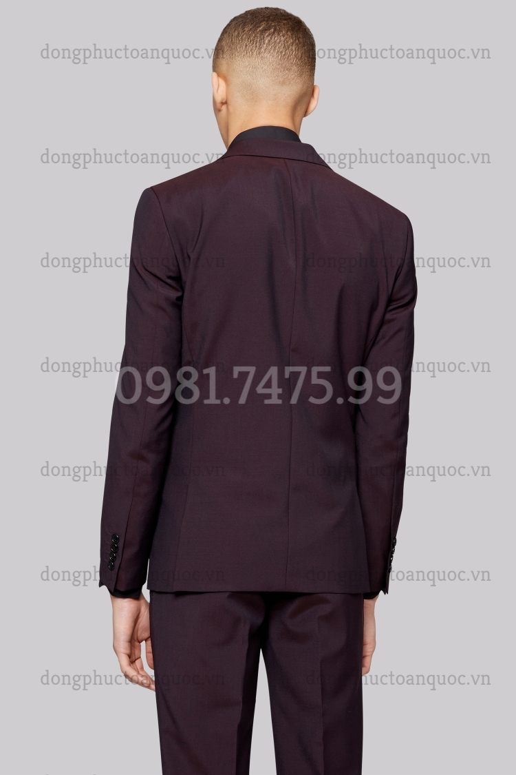 Đồng phục áo Vest Nam 70