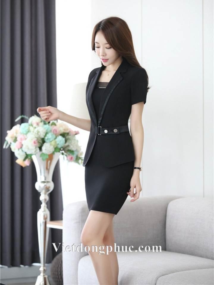 Đồng phục áo Vest Nữ 36