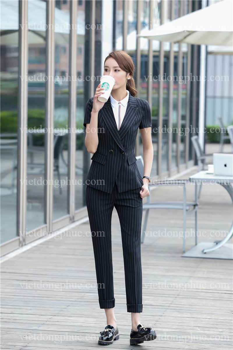 Đồng phục áo Vest Nữ 39