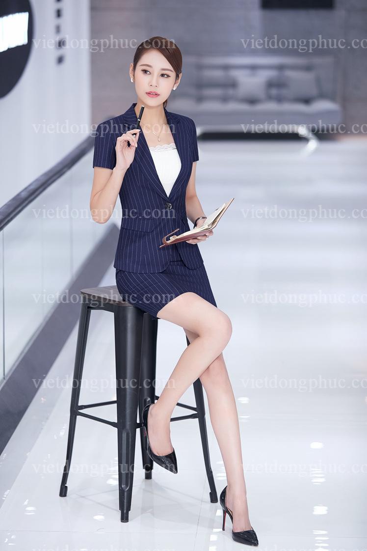 Đồng phục áo Vest Nữ 41