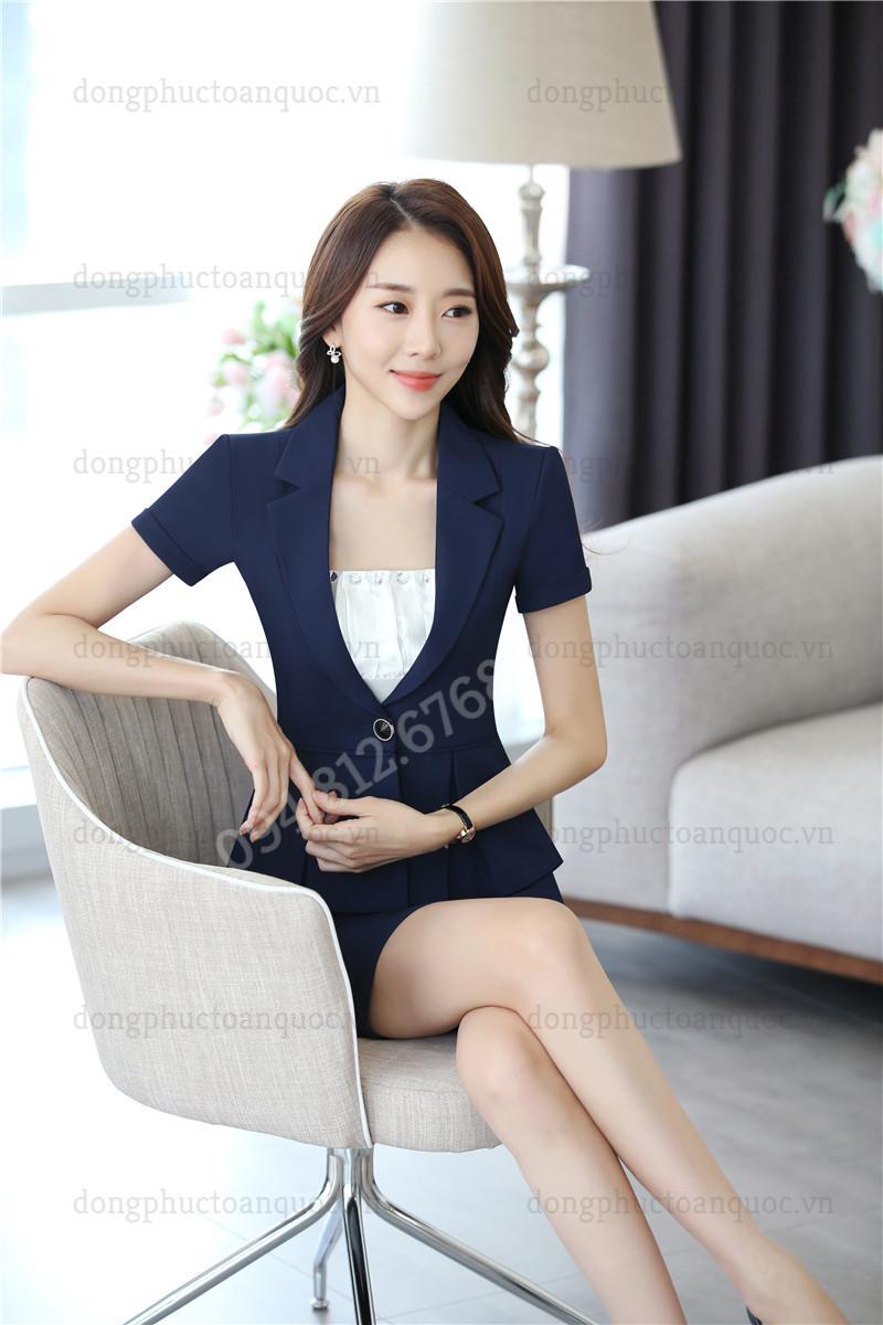 Đồng phục áo Vest Nữ 62