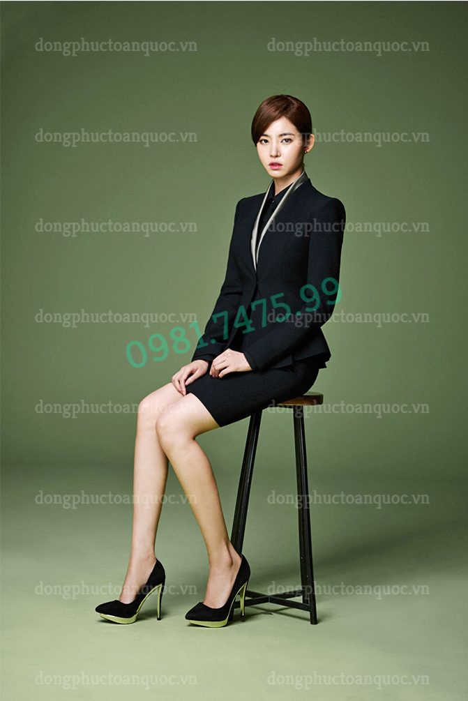 Đồng phục áo Vest Nữ 85