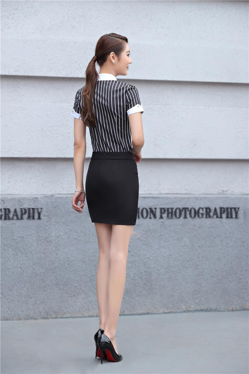 Đồng phục chân váy (Zuyp) Nữ 16