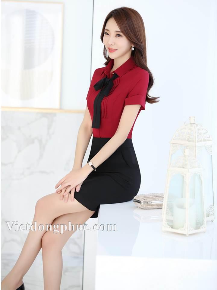 Đồng phục chân váy (Zuyp) Nữ 25