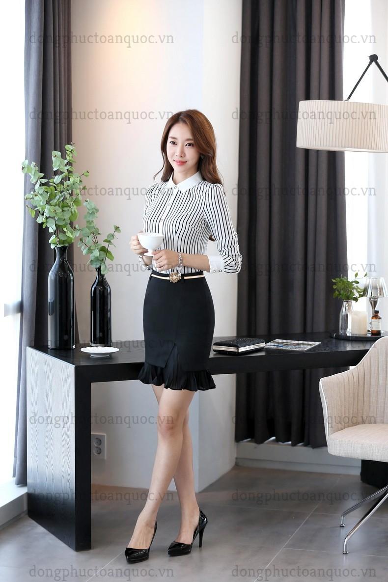 Đồng phục chân váy (Zuyp) Nữ 27