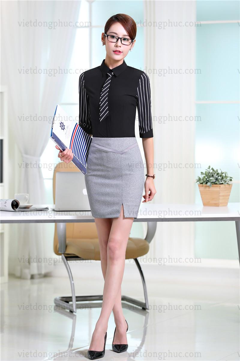 Đồng phục chân váy (Zuyp) Nữ 28