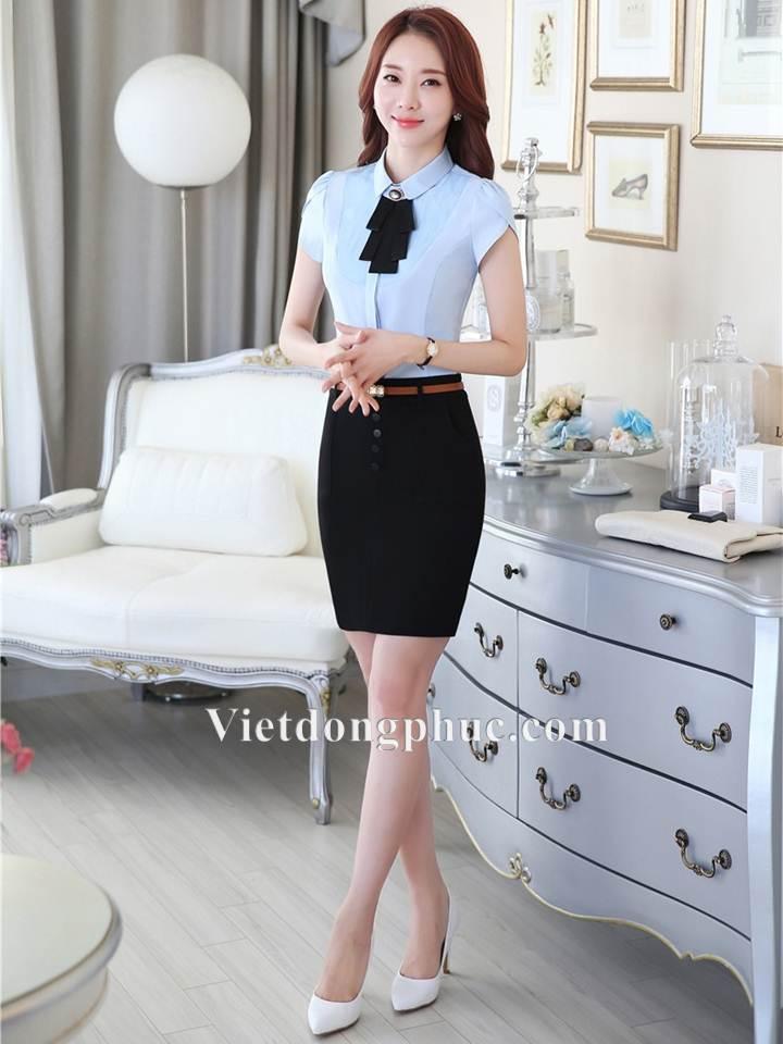 Đồng phục chân váy (Zuyp) Nữ 10