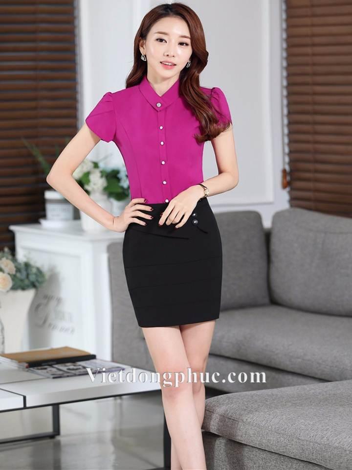 Đồng phục chân váy (Zuyp) Nữ 14