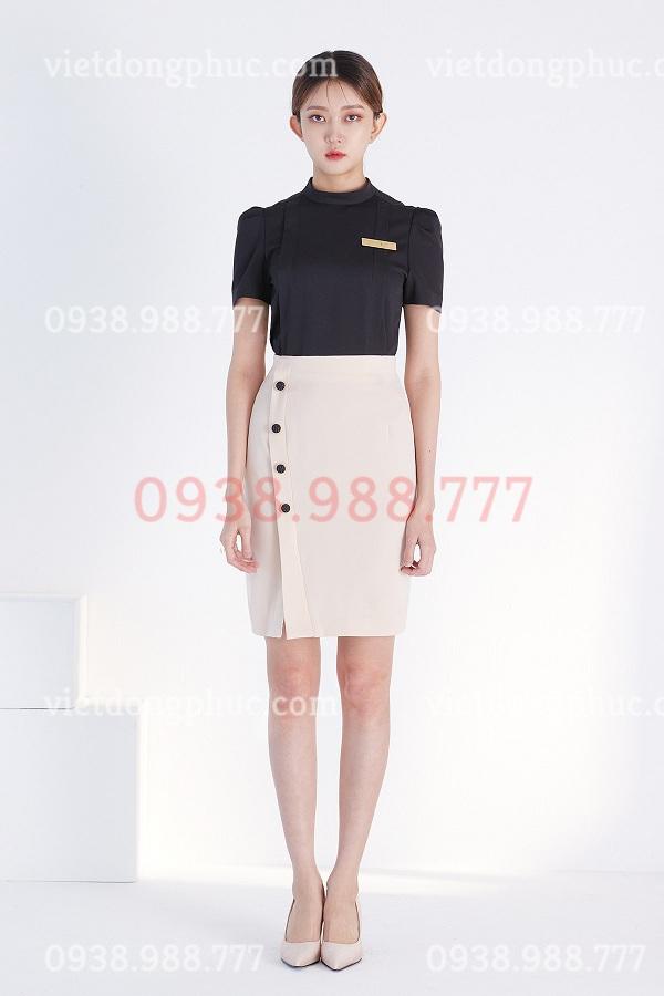Đồng phục chân váy (Zuyp) Nữ 15