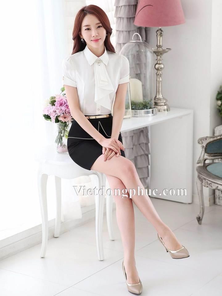 Đồng phục chân váy (Zuyp) Nữ 01