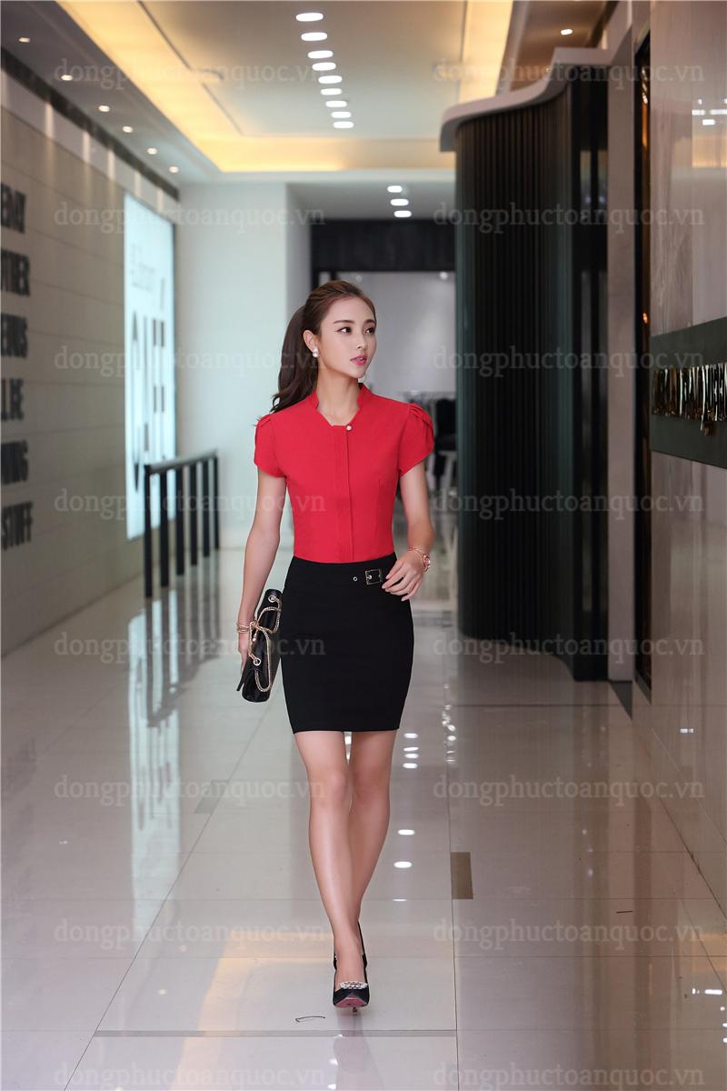 Đồng phục chân váy (Zuyp) Nữ 30