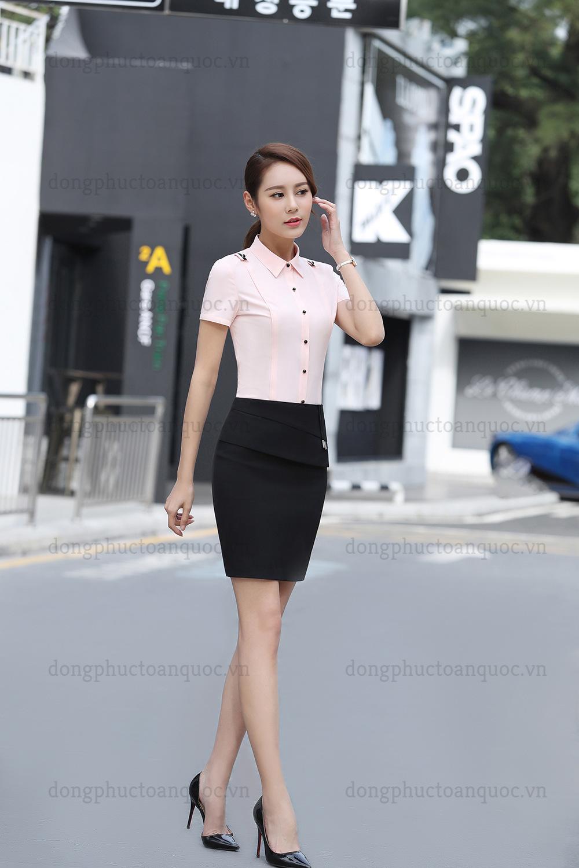Đồng phục chân váy (Zuyp) Nữ 40