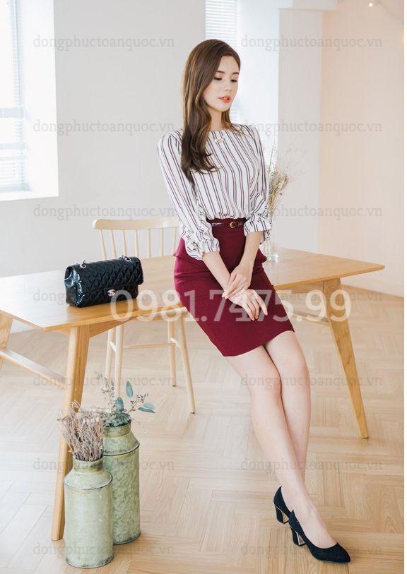 Đồng phục chân váy (Zuyp) Nữ 55