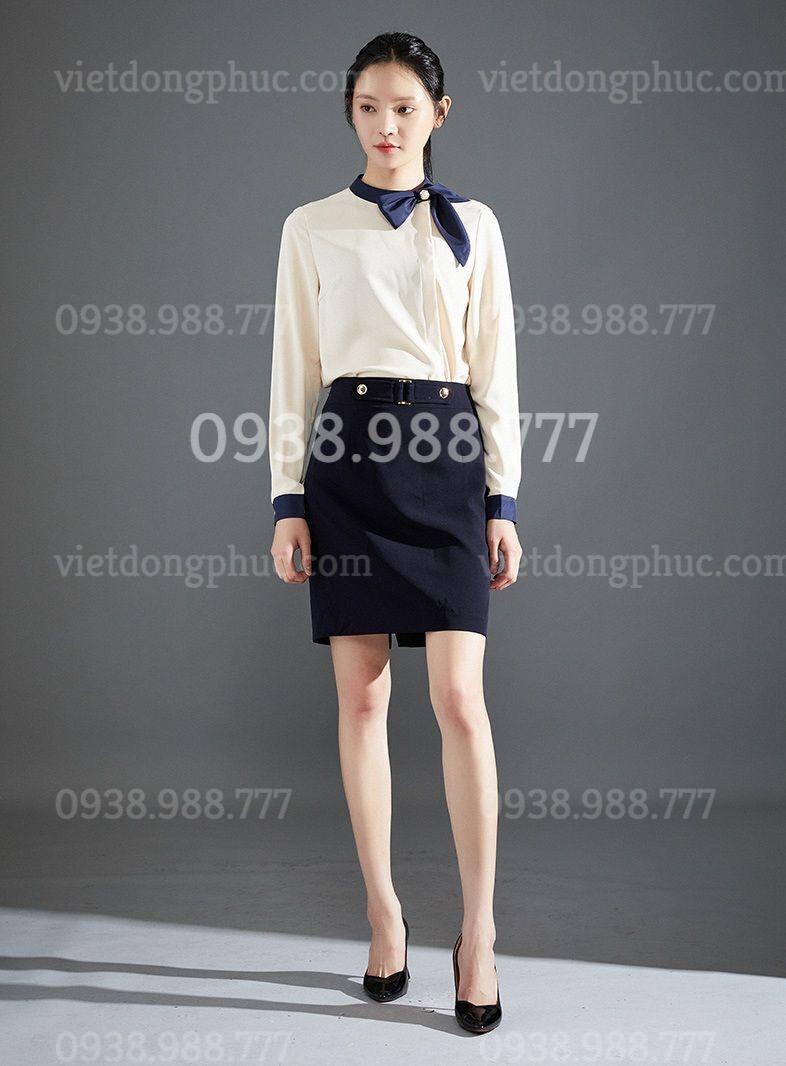 Đồng phục chân váy (Zuyp) Nữ 08