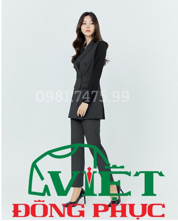 Đồng phục áo gile Nữ 12