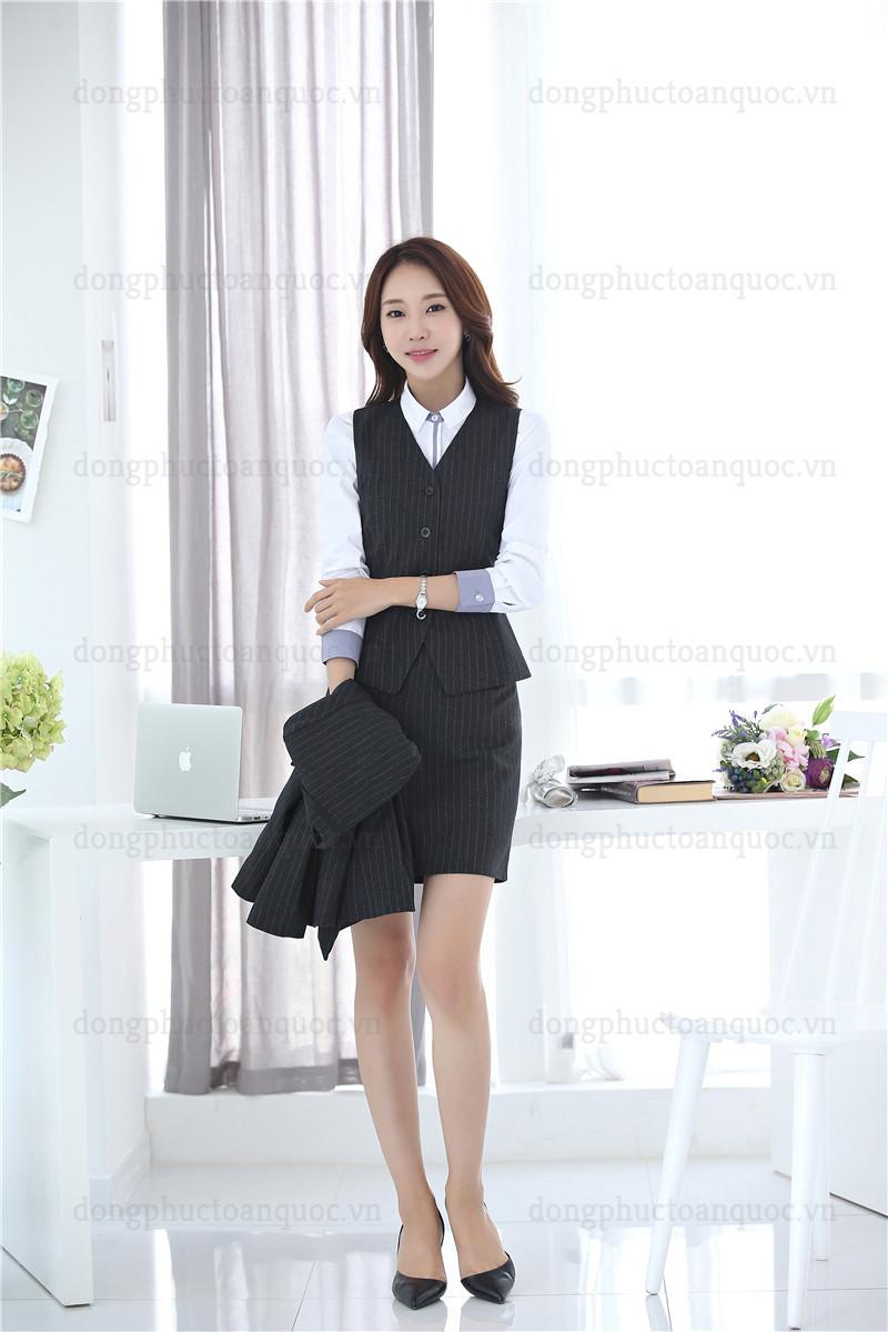 Đồng phục áo gile Nữ 50