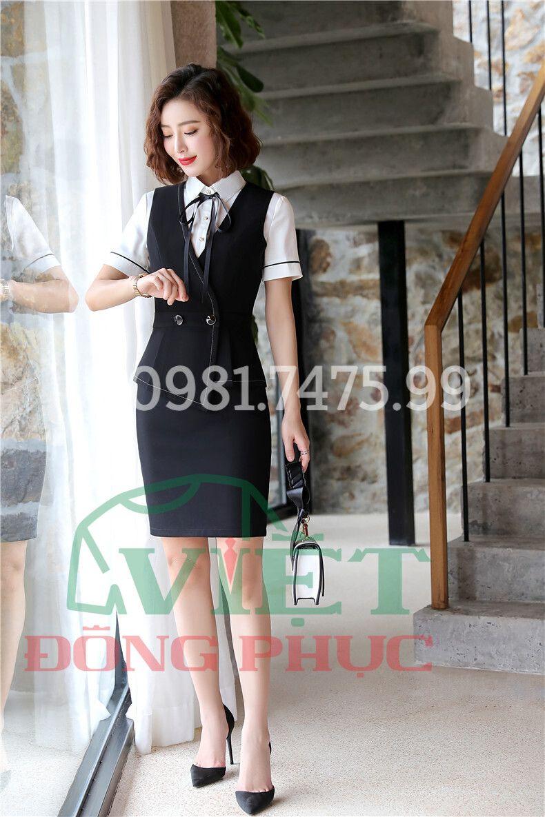 Đồng phục áo gile Nữ 83