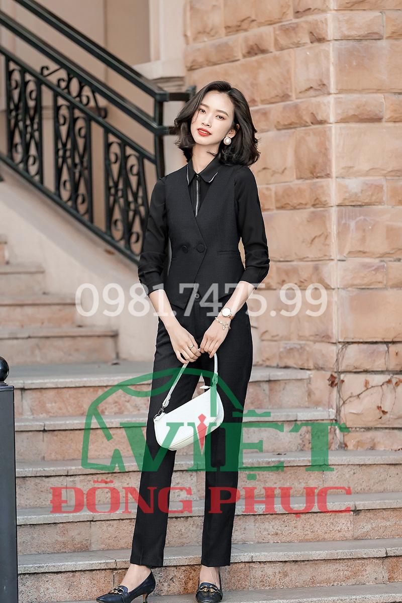 Đồng phục áo gile Nữ 85