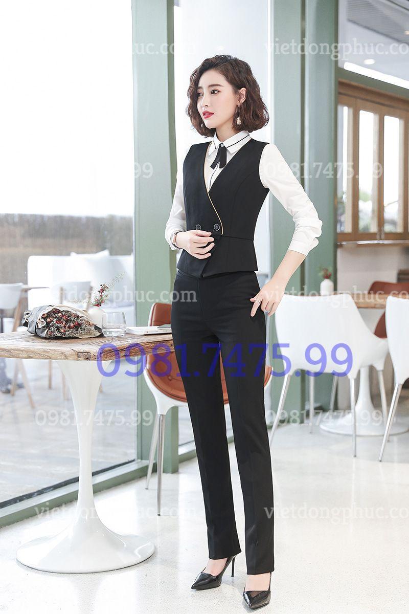 Đồng phục áo gile Nữ 95
