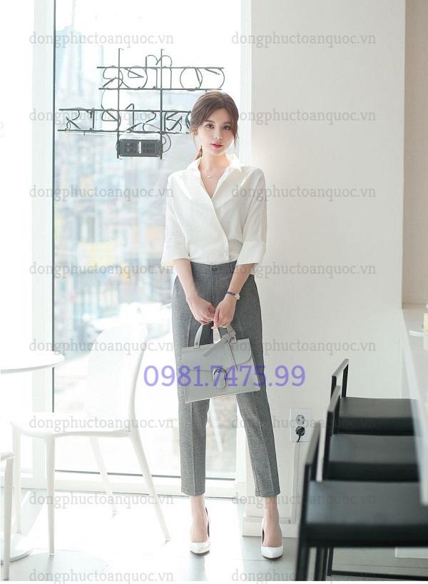 Đồng phục quần tây Nữ 30