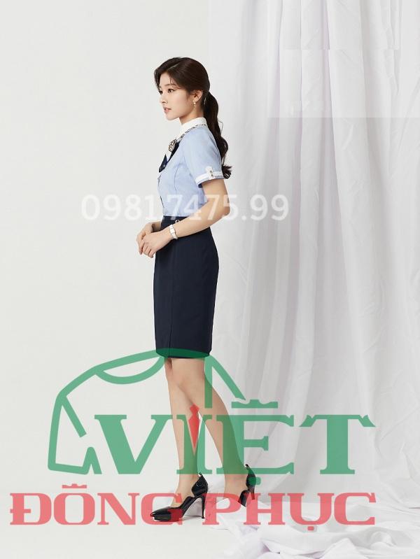Đồng phục áo sơ mi Nữ 15