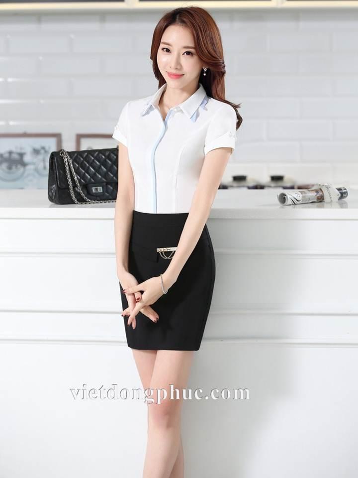 Đồng phục áo sơ mi nữ 30