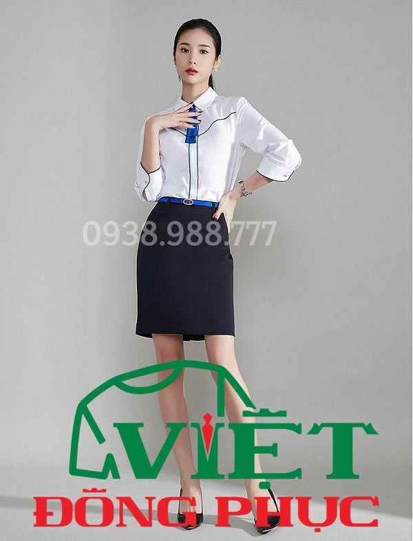 Đồng phục áo sơ mi Nữ 07