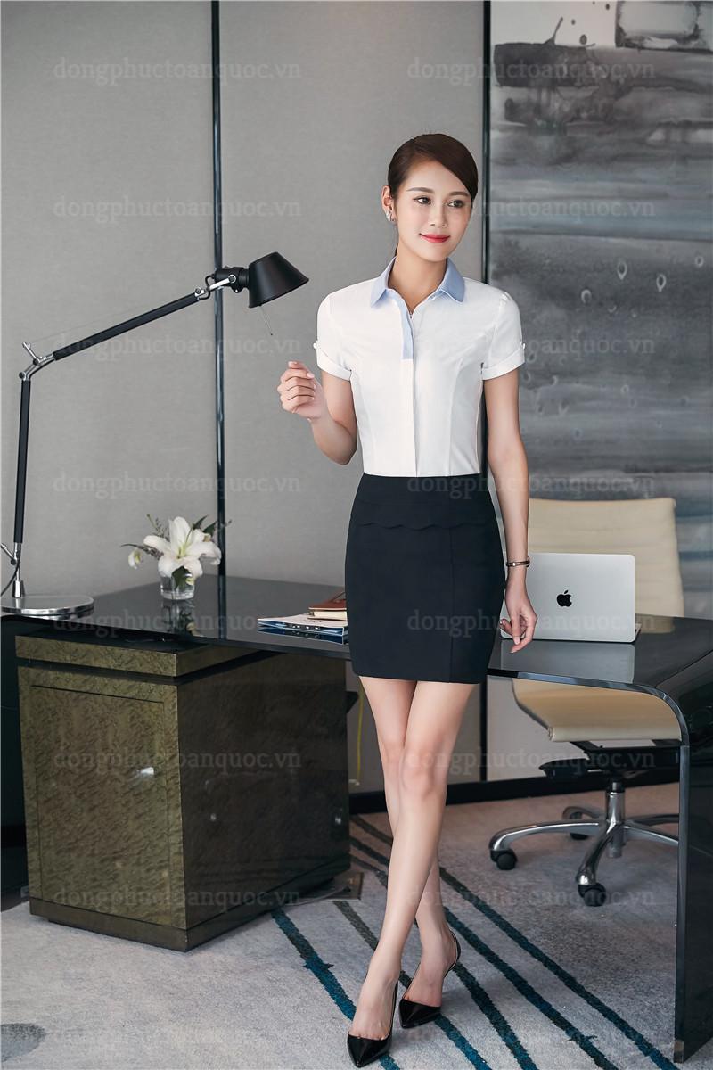 Đồng phục áo sơ mi Nữ 11
