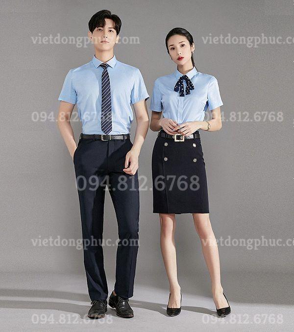 Đồng phục chân váy (Zuyp) Nữ 13