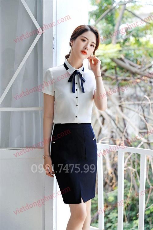 Đồng phục áo sơ mi Nữ 17