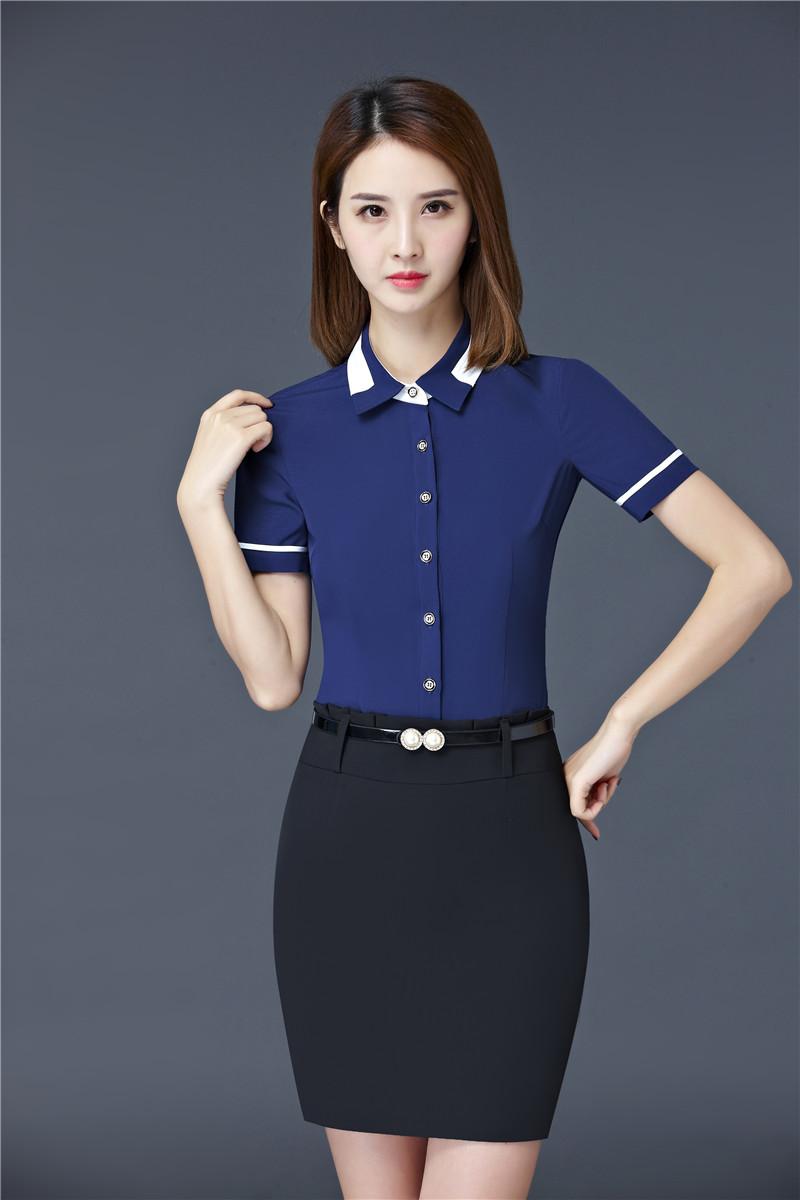 Đồng phục áo sơ mi Nữ 31
