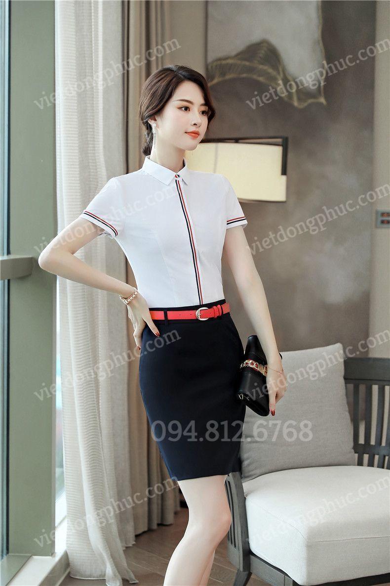Đồng phục áo sơ mi Nữ 44