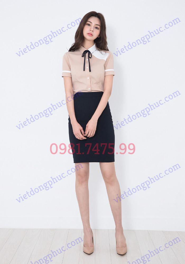 Đồng phục áo sơ mi Nữ 45