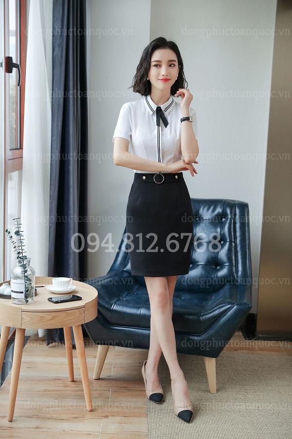Đồng phục áo sơ mi Nữ 46