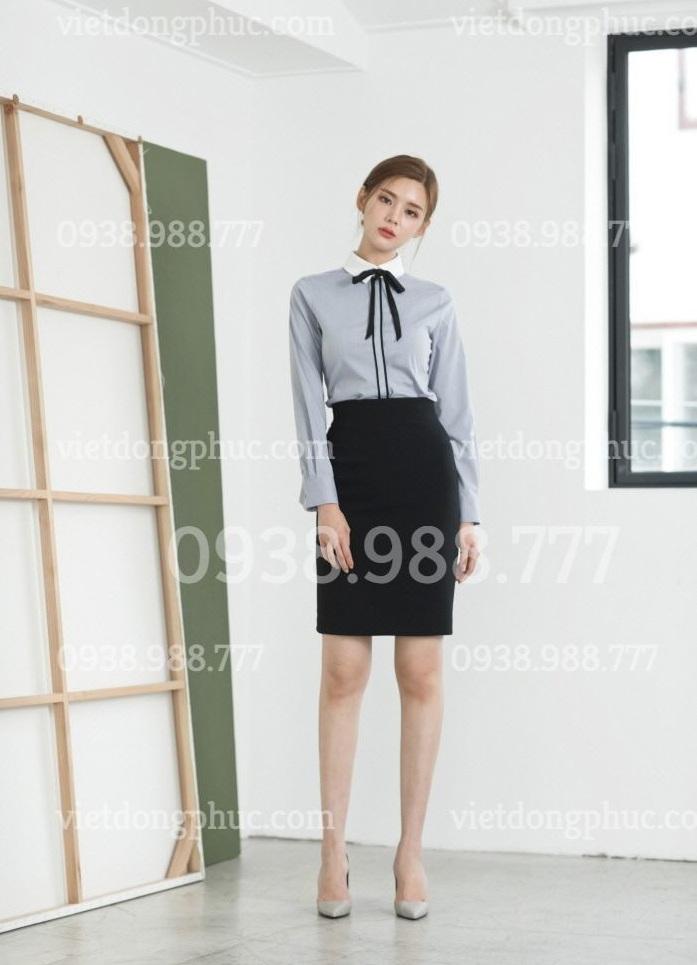 Đồng phục áo sơ mi Nữ 47