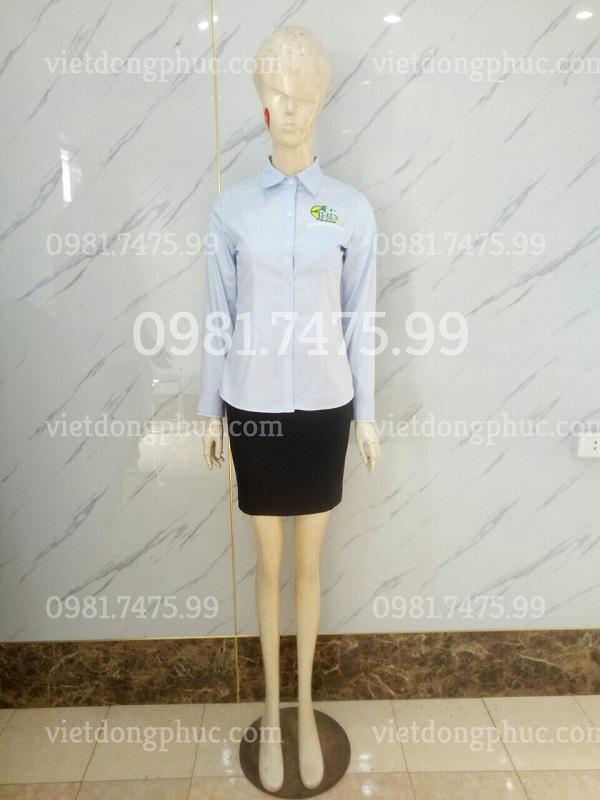 Đồng phục áo sơ mi Nữ 51