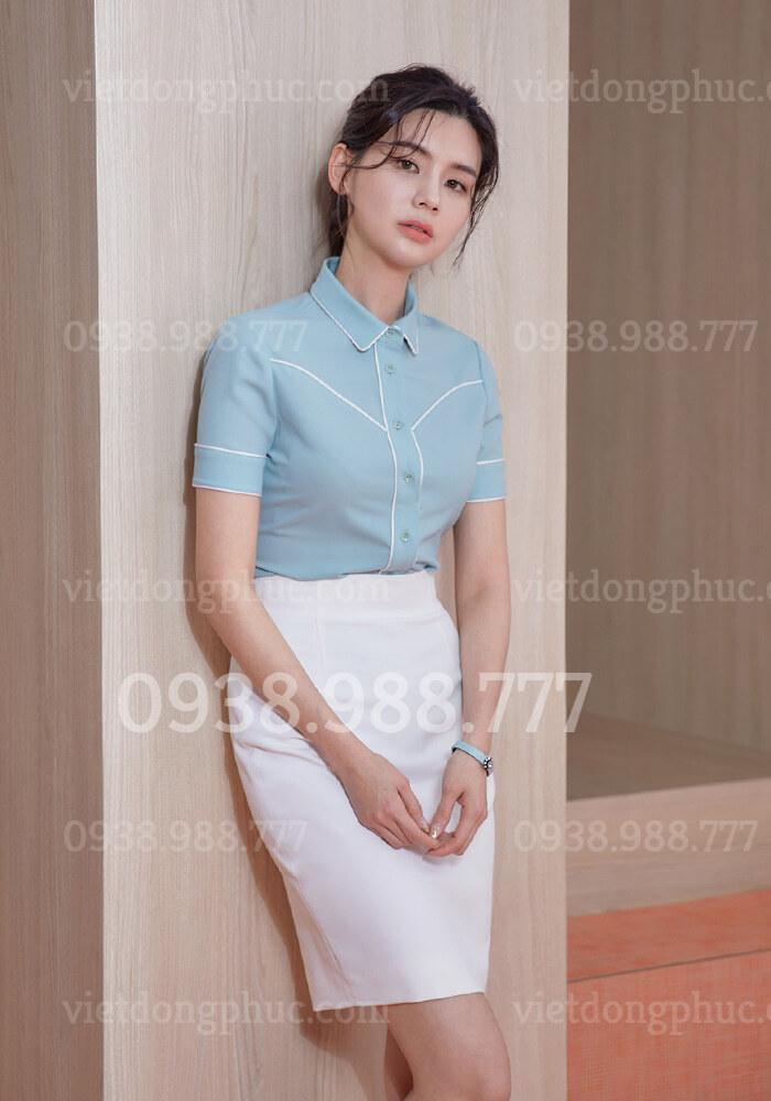 Đồng phục áo sơ mi Nữ 52