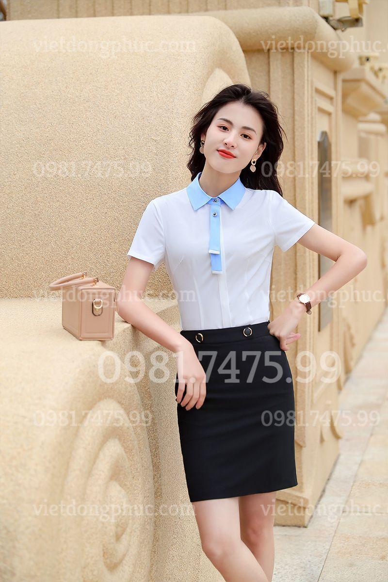 Đồng phục áo sơ mi Nữ 54